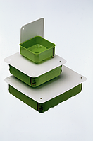 Коробка розподільча 107x107x53 мм HWK 1