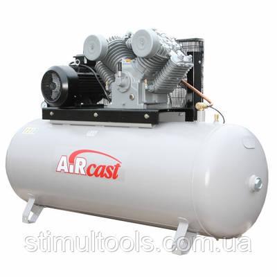 Компрессор ременной Remeza Aircast СБ4/Ф-500.LT 100 /16-7.5 (380 В)