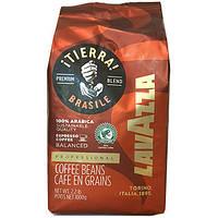 Кофе в зернах  Lavazza TierraBrazile 1000г, фото 1