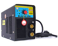 Сварочный инвертор EDON BLACK MMA 250 (Увеличен КПД.Устойчивая дуга, функция антизалипание)