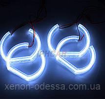 Ангельские глаза Crystal LED BMW E90 E92 / Angel Eyes BMW E90 E92, фото 2