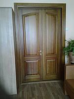 Двери из сосны.Двери из массив сосны