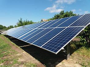 домашняя сетевая солнечная электростанция под зеленый тариф Куриловка Камянское Днепропетровская обл