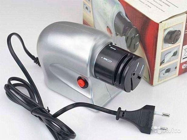 Электрическая точилка электро для ножей и ножниц ножеТочилка ножів Оригинал
