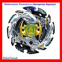 BeyBlade (Бейблэйд) 4 сезон Emperor Forneus (Император Форнеус ) В-106 с пусковым устройством и ручкой
