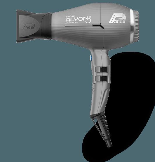 Профессиональный фен с ионизацией Parlux Alyon Matt Graphite, PALY-matt graphite, 2250 Вт