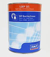 Антизадирная пластичная смазка SKF LGEP 2/1
