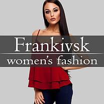 Футболки та майки - must have літнього гардеробу. Frankivsk Fashion