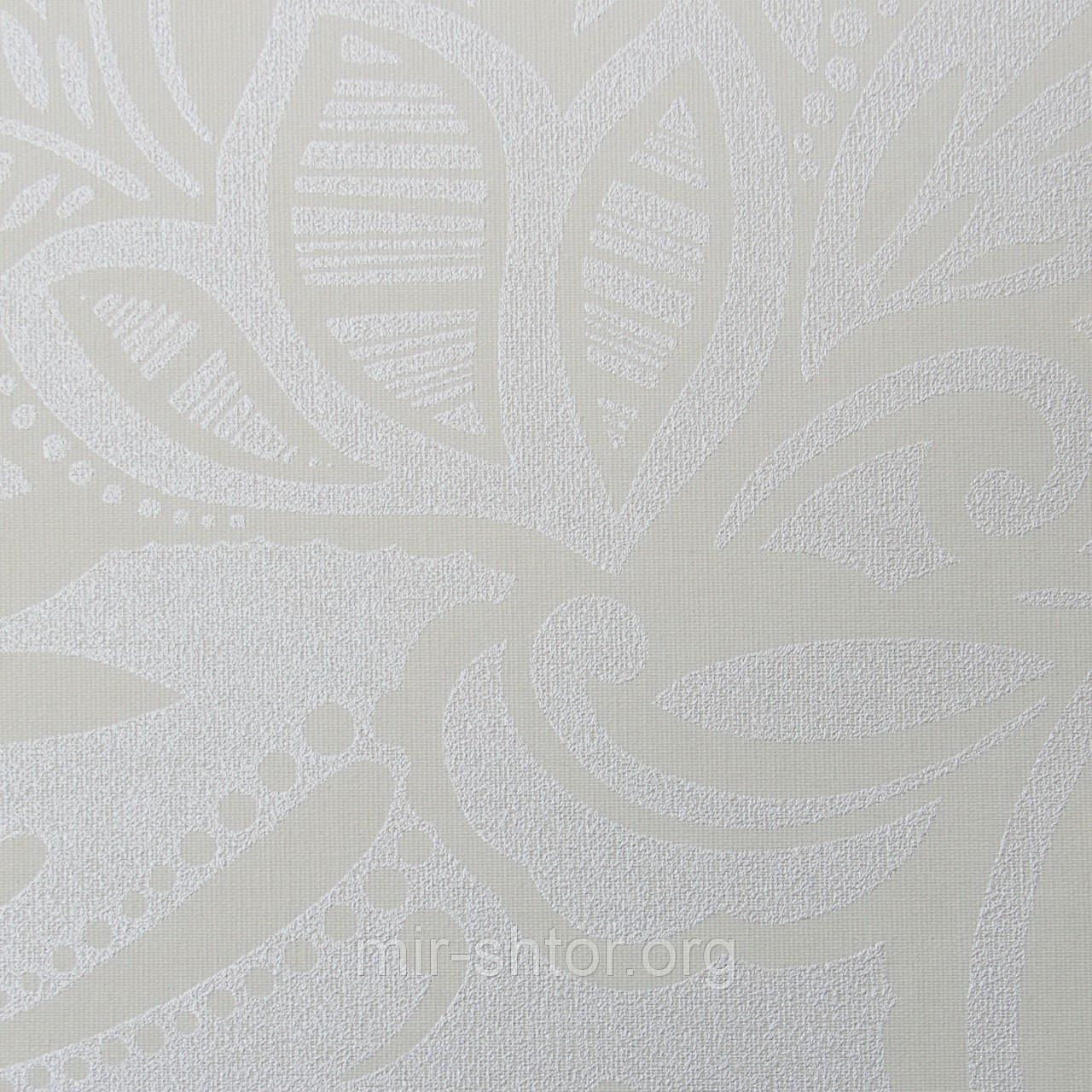 Готовые рулонные шторы 625*1500 Ткань Софи Кремовый