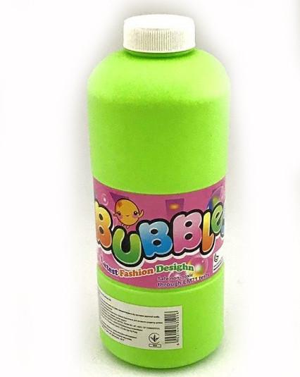 Запаска для мыльных пузырей 756 (1000мл)