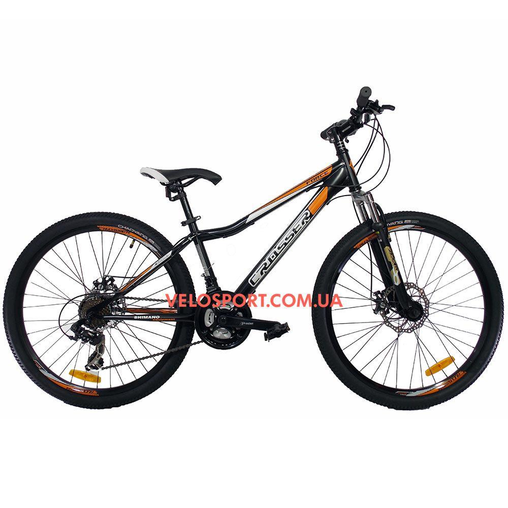 Подростковый велосипед Crosser Force 24 дюйма