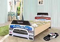 """Подростковая кровать """"Полиция"""" (120х190 см) ТМ Вальтер-С  K-1.12.71, фото 1"""