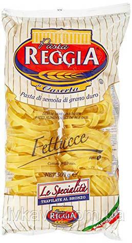 Макаронні вироби Fettucce Pasta Reggia, 500 гр, фото 2