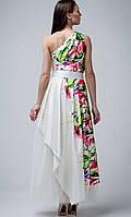 Нарядное длинное платье RM727 Rica Mare