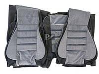 """Чехлы автомобильные ВАЗ 2107 """"Пилот"""" (велюр) - Авточехлы для сидений (комплект) Lada 2107"""