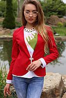 Стильный женский жакет, фото 1
