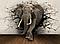 "3D фотообои ""Слон"", фото 2"
