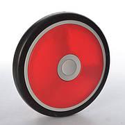 Колесо заднее для коляски El Camino M 3294/95 красное