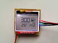 Указатель уровня топлива УУТ-4 бензин, дт, газ + вольтметр + термометр