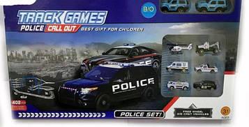 Автотрек 663-J1 Полиция