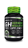 Аргинин, орнитин, лизин BioTech GH Hormone Regulator 120 капс
