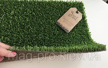 Искусственная трава для универсальной спортивной площадки Smash Verde 15 (мультиспорт-15мм.), фото 2