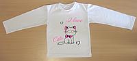 Джемперы детские love to cats, кулир