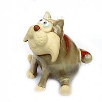 Фигурка Кот из керамики
