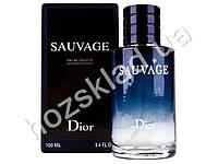 """Туалетная вода (лиц.) муж. Christian Dior """"Sauvage"""" 100мл"""