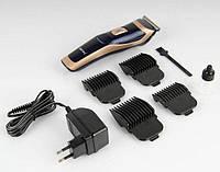 Набор для стрижки волос (4 съемных насадки 3mm,6mm,9mm,12mm )  Gemei GM 6005