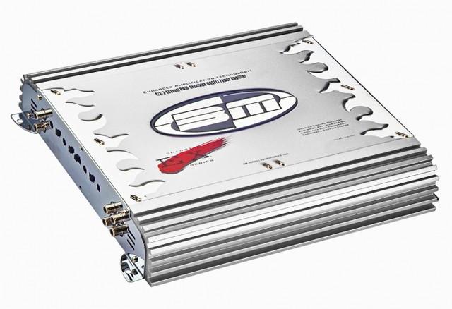 Автомобильный усилитель BM Boschmann PCH-6882EX  4х канальный 1200 Ватт