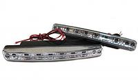 Дневные Ходовые Огни DRL 8 светодиодов