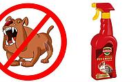 Спрей для отпугивания собак и кошек