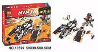 """Конструктор bela ninja 10529 """"ультра стелс рейдер"""" ( 7 мини-фигурок)., фото 1"""