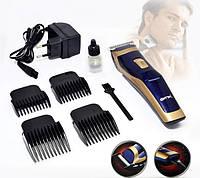 Профессиональная машинка для стрижки волос  Gemei GM 6005