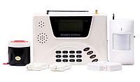 Сигнализация DOUBLE NET GSM + датчик движения