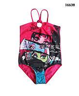 Купальник Monster High для дівчинки. 6 років