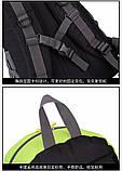 (52*31)Туристический Рюкзак Нейлоновая ткань(только оптом), фото 4