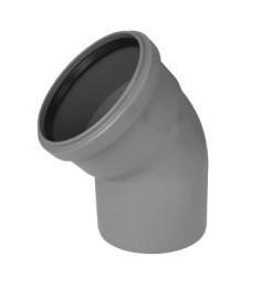 Коліно каналізаційне 110/67 Aquer (Польща)