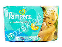 "Подгузники Pampers ""Active Baby-Dry Junior"" (11-18 кг) 42шт"