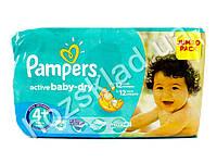 "Подгузники Pampers ""Active Baby-Dry Maxi Plus"" (9-16 кг) 62 шт"