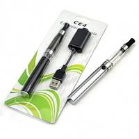 Электронная сигарета EGO-CE-4 black/silver 650 МАч