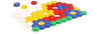 Детская мозаика для малышей № 2 120 эл. Технок 2216