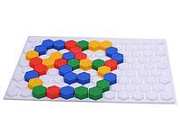 Детская мозаика для малышей № 3 127 эл.Технок 0908, фото 1