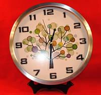 Часы настенные металлическиские