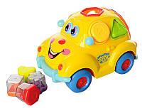 Развивающая игрушка сортер  Limo Toy 9170 Автошка