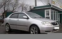 Дефлекторы Окон Cobra Tuning Toyota Corolla Hb 2001-2007