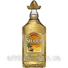 Sierra Sierra Reposado Gold Tequila 0.35L
