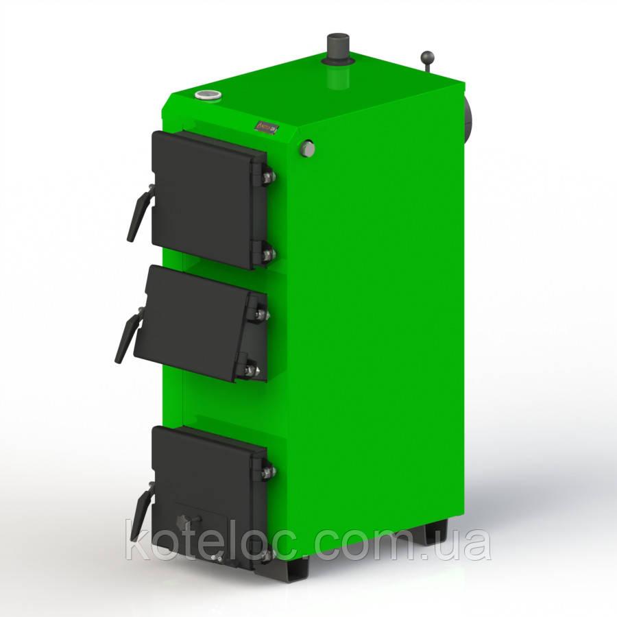 Твердотопливный котел Kotly-OK (3Д) 14 кВт