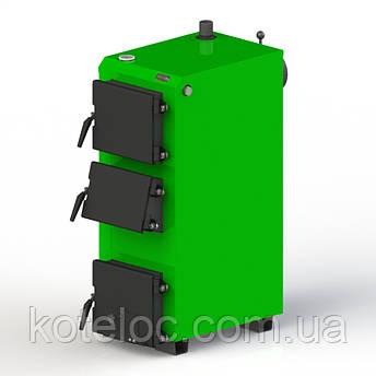 Твердотопливный котел Kotly-OK (3Д) 14 кВт, фото 2